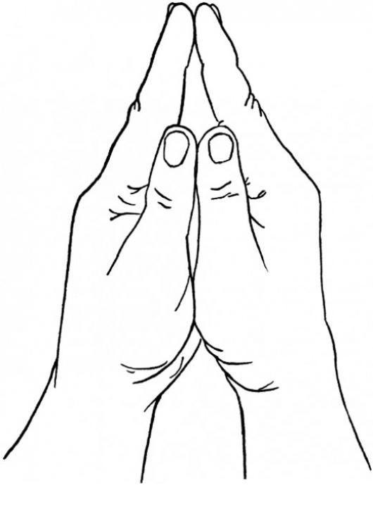 25+ best ideas about Praying Hands Clipart on Pinterest.