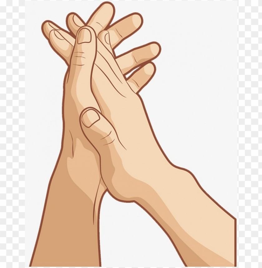Download hand clapping and clap clipart png photo.