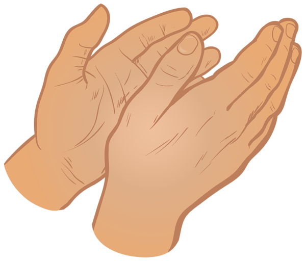 Clapping hand clip art clipart images gallery for free download.