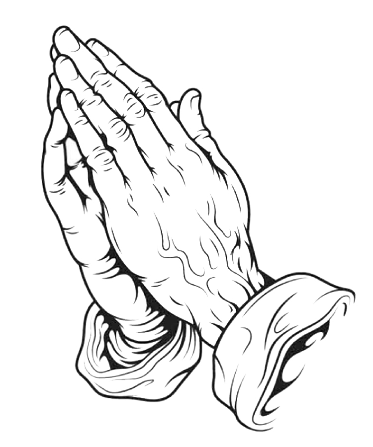 Siyati hol es praying hands clip art free download.