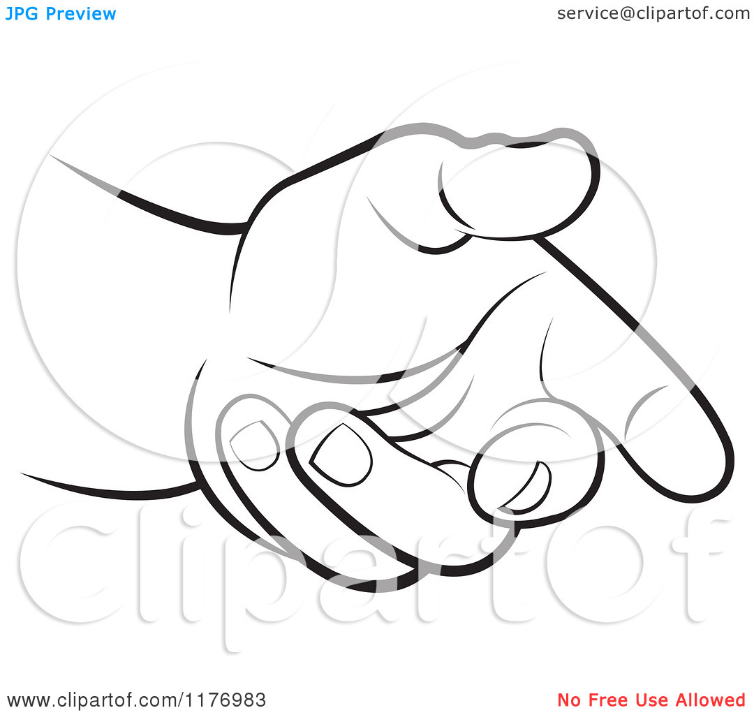 Showing post & media for Extended hand cartoon.