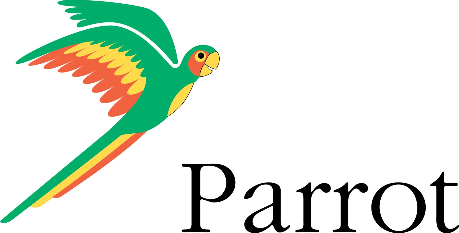 Parrot Asteroid Mini Bluetooth Hands.