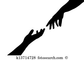 Helping hands Clipart and Stock Illustrations. 9,091 helping hands.