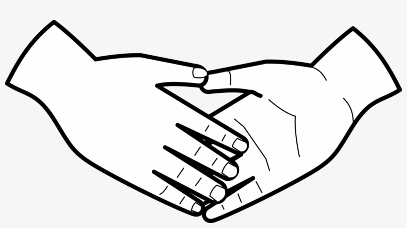 Handshake Holding Hands Computer Icons Drawing Free.