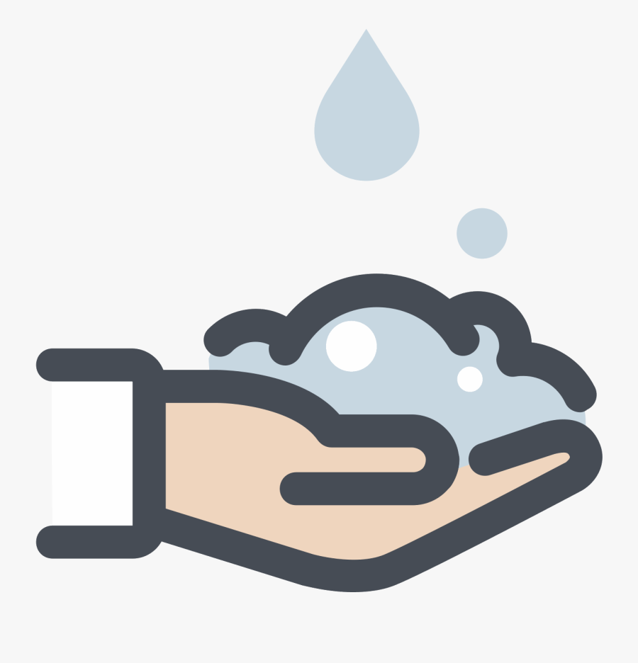 Wash Your Hands Icon , Free Transparent Clipart.