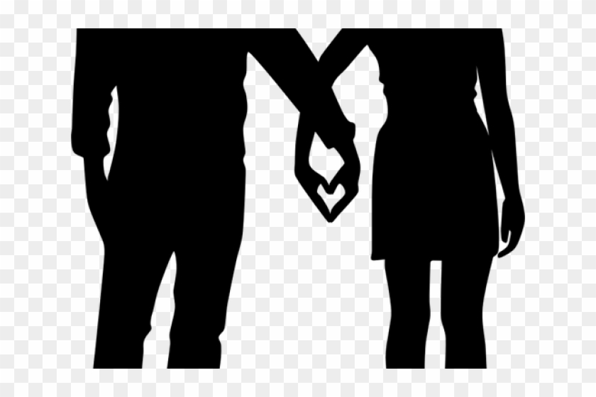 People Silhouette Clipart Hand On Hip.