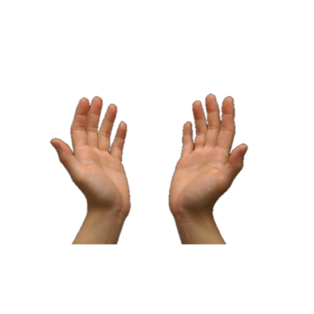 Two Hands Png, Vector, PSD, and Clipart With Transparent Background.