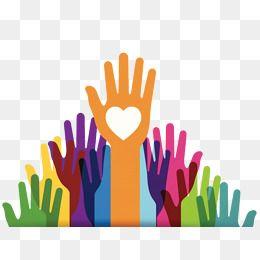 2019 的 Raise Hands From People, People Clipart, Raise Your Hand.