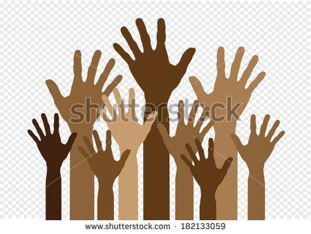 Hands Reaching Up Stock Vectors & Vector Clip Art.