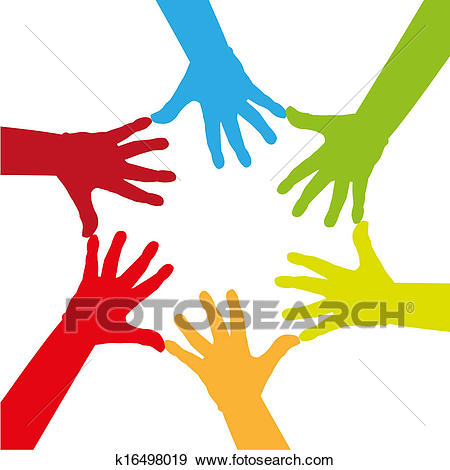 Hands together clipart 3 » Clipart Station.