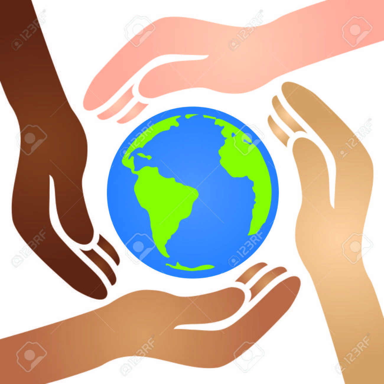 Joining hands together clipart 7 » Clipart Portal.