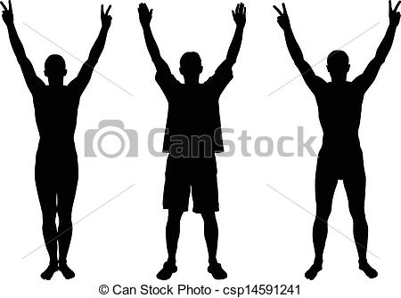 Hands up Stock Illustrations. 58,408 Hands up clip art images and.