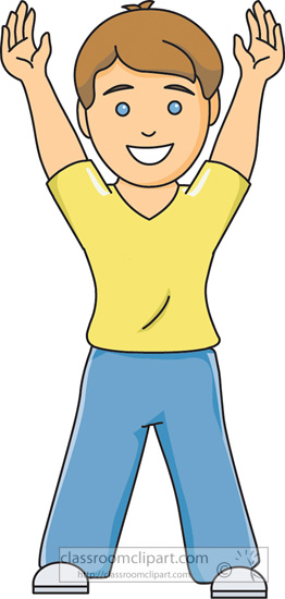 Hands up clipart.