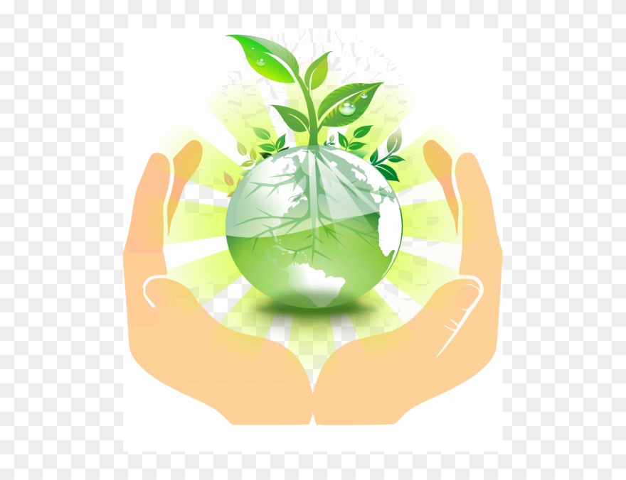 Download World In Our Hands Clipart Earth Natural Environment.