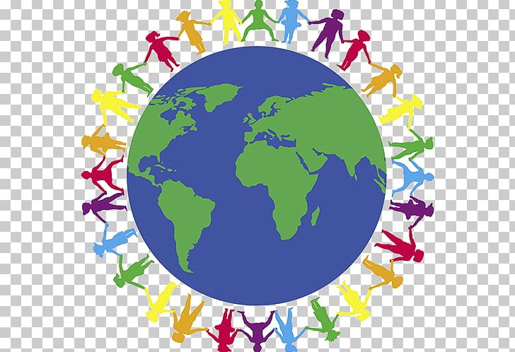 World Globe Holding Hands PNG, Clipart, Area, Around, Around The.