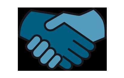 Handshake Clipart.