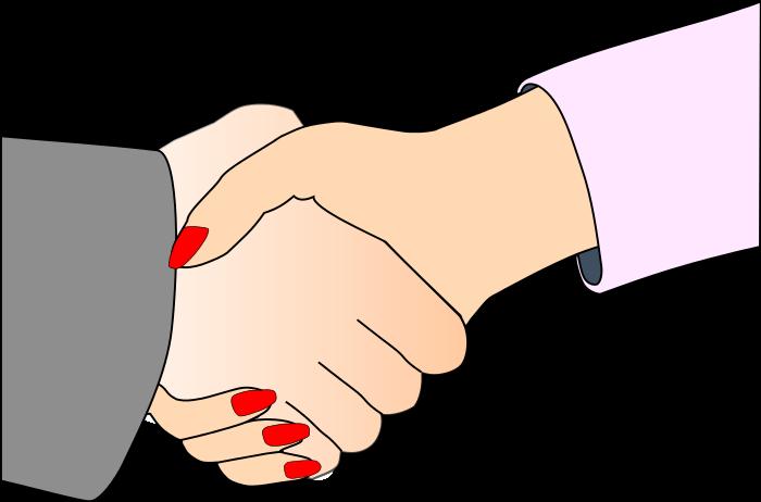 Handshake clip art clipart.
