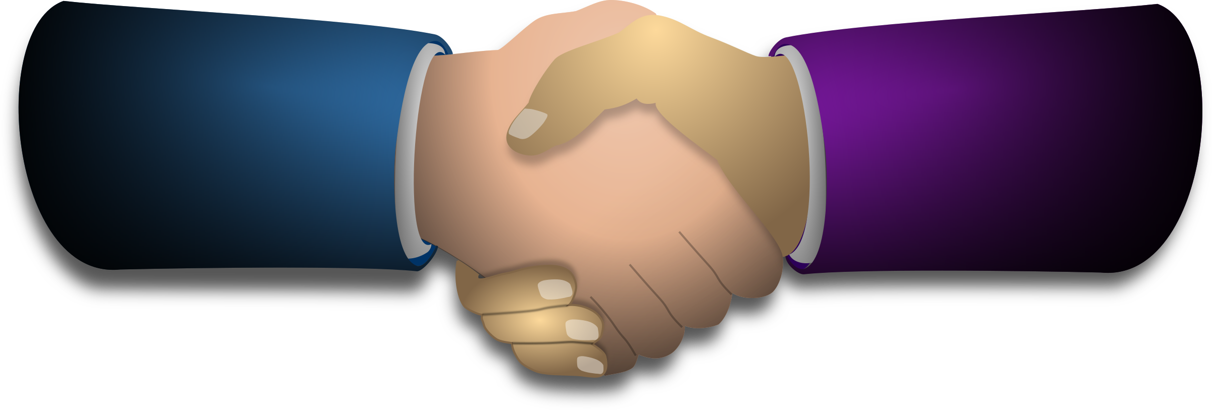 Handshake Clipart (5616) Free Clipart Images — Clipartwork.