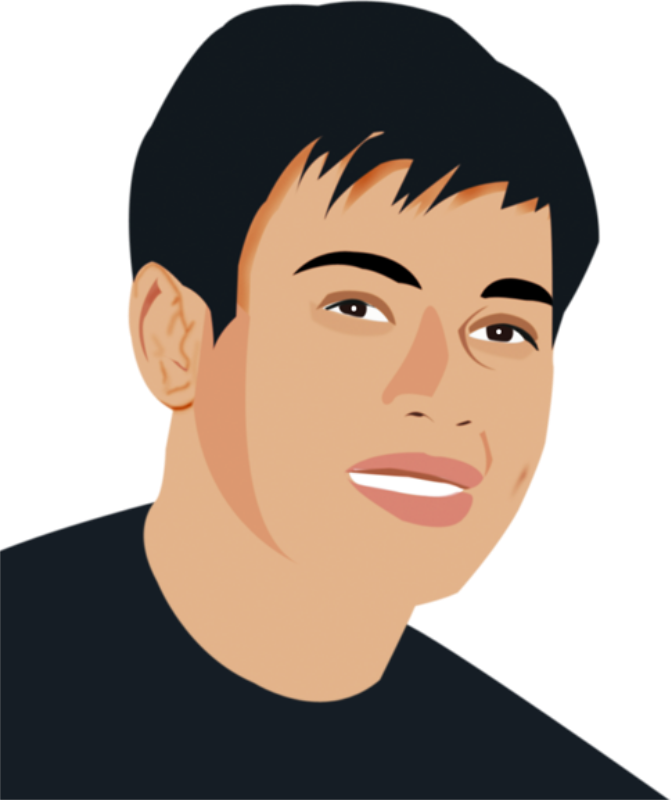 Self Portrait by Jar Free Vector / 4Vector.