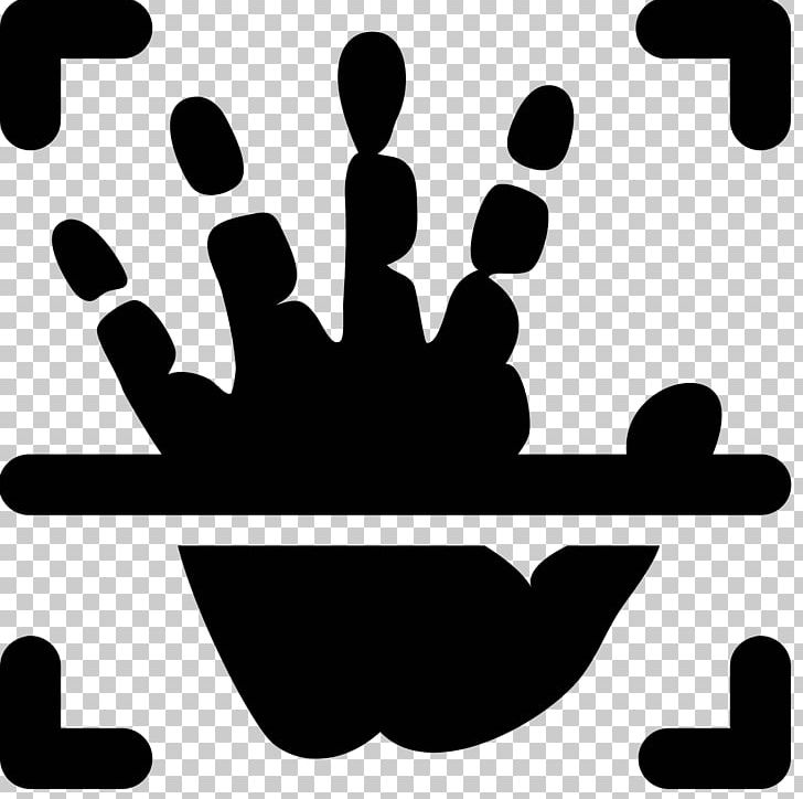 Computer Icons Palm Hand Span PNG, Clipart, Black, Black And White.