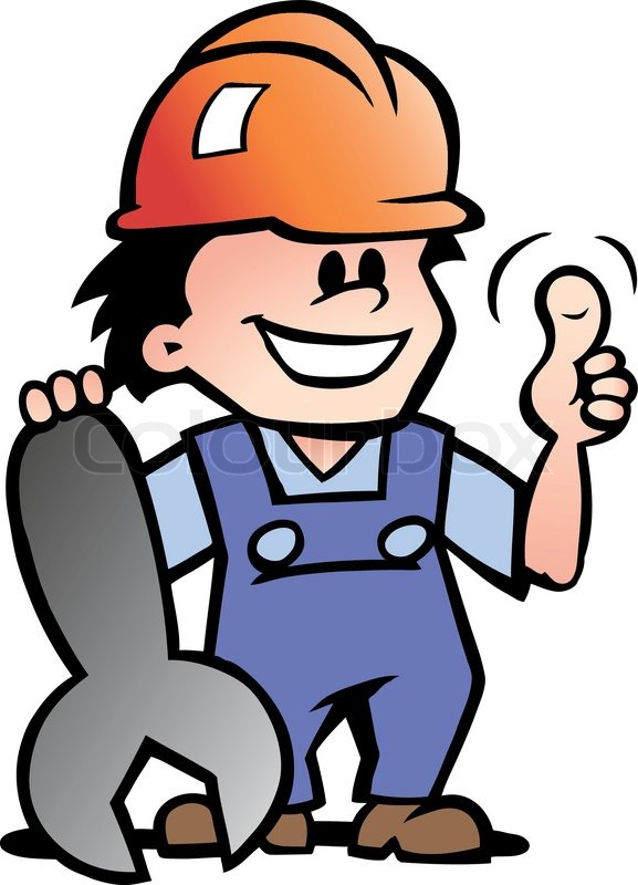 Images: Happy Worker Clipart.