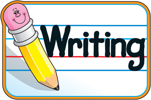 Handwriting Clip Art.