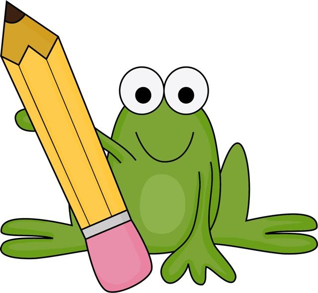 Handwriting clipart images 2.