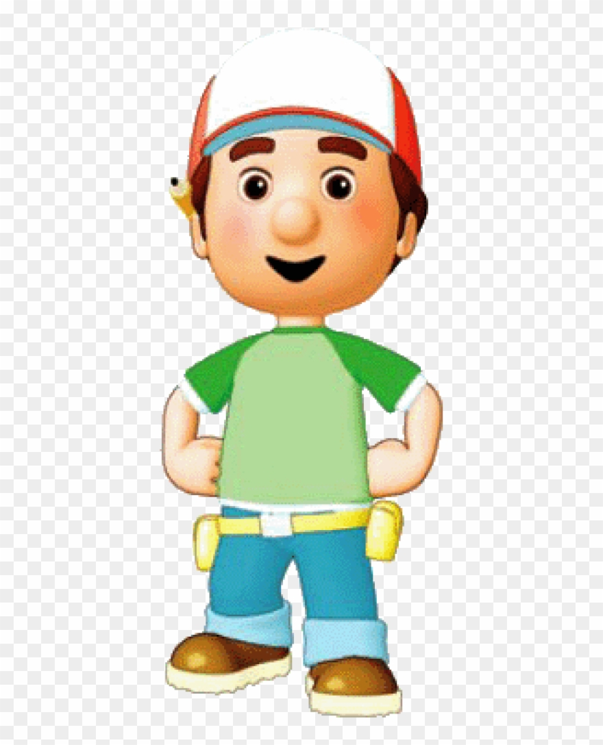 Free Png Download Handy Manny Posing Clipart Png Photo Transparent.
