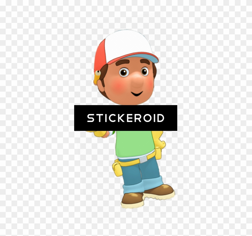 Handy Manny Working Clipart (#2200449).