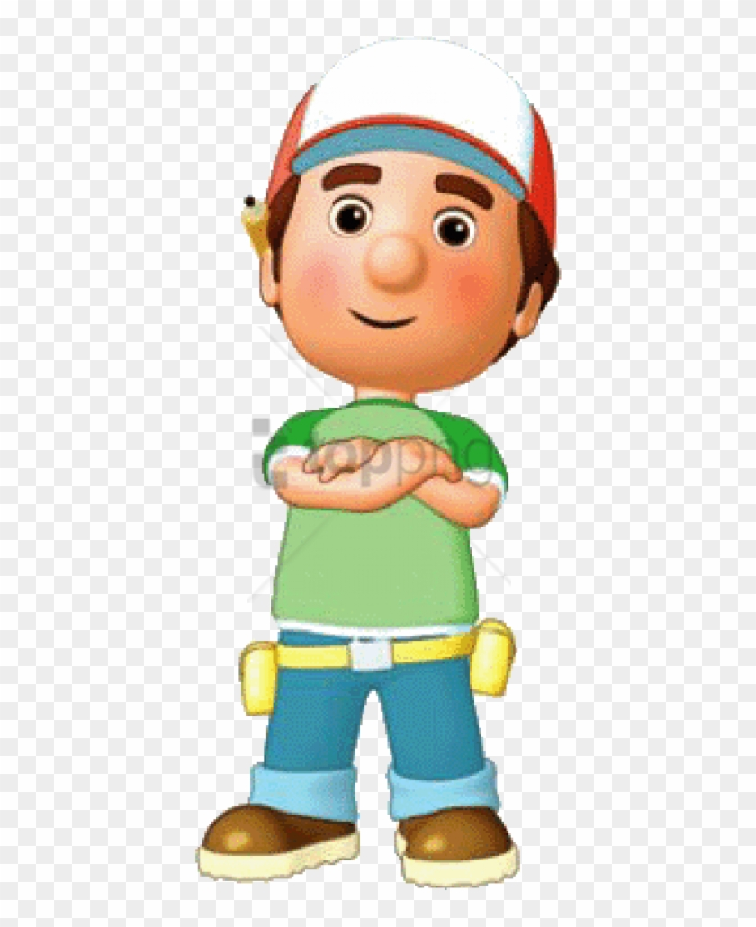 Free Png Download Handy Manny Arms Crossed Clipart.