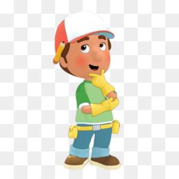 Handy Manny Cartoon png download.