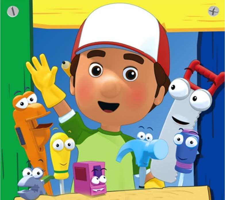no.5 Handy Manny and the christian faith.