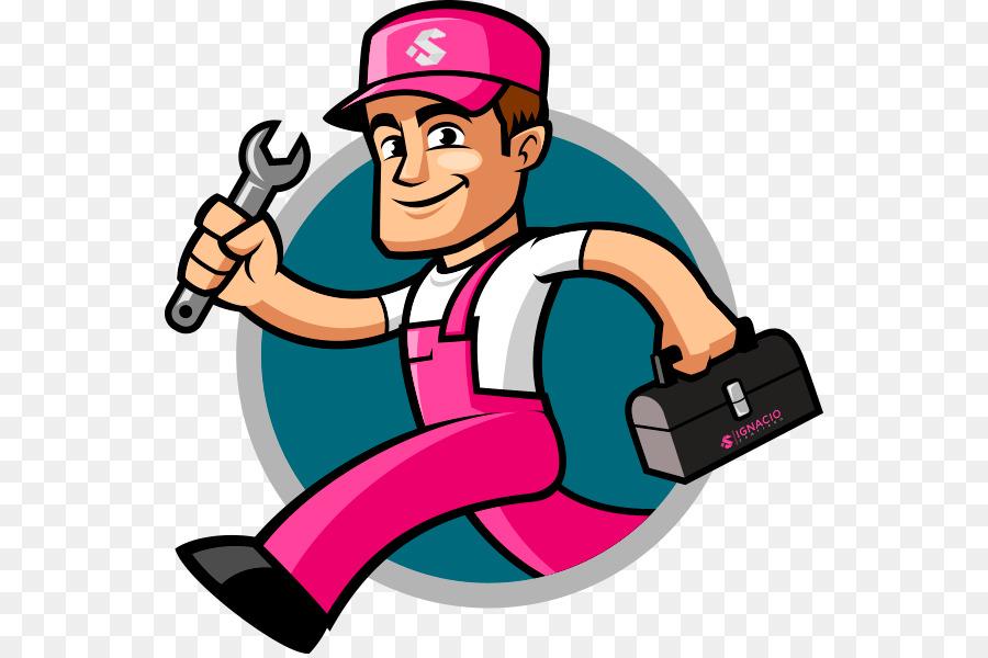 Handyman Plumbing Clip art.