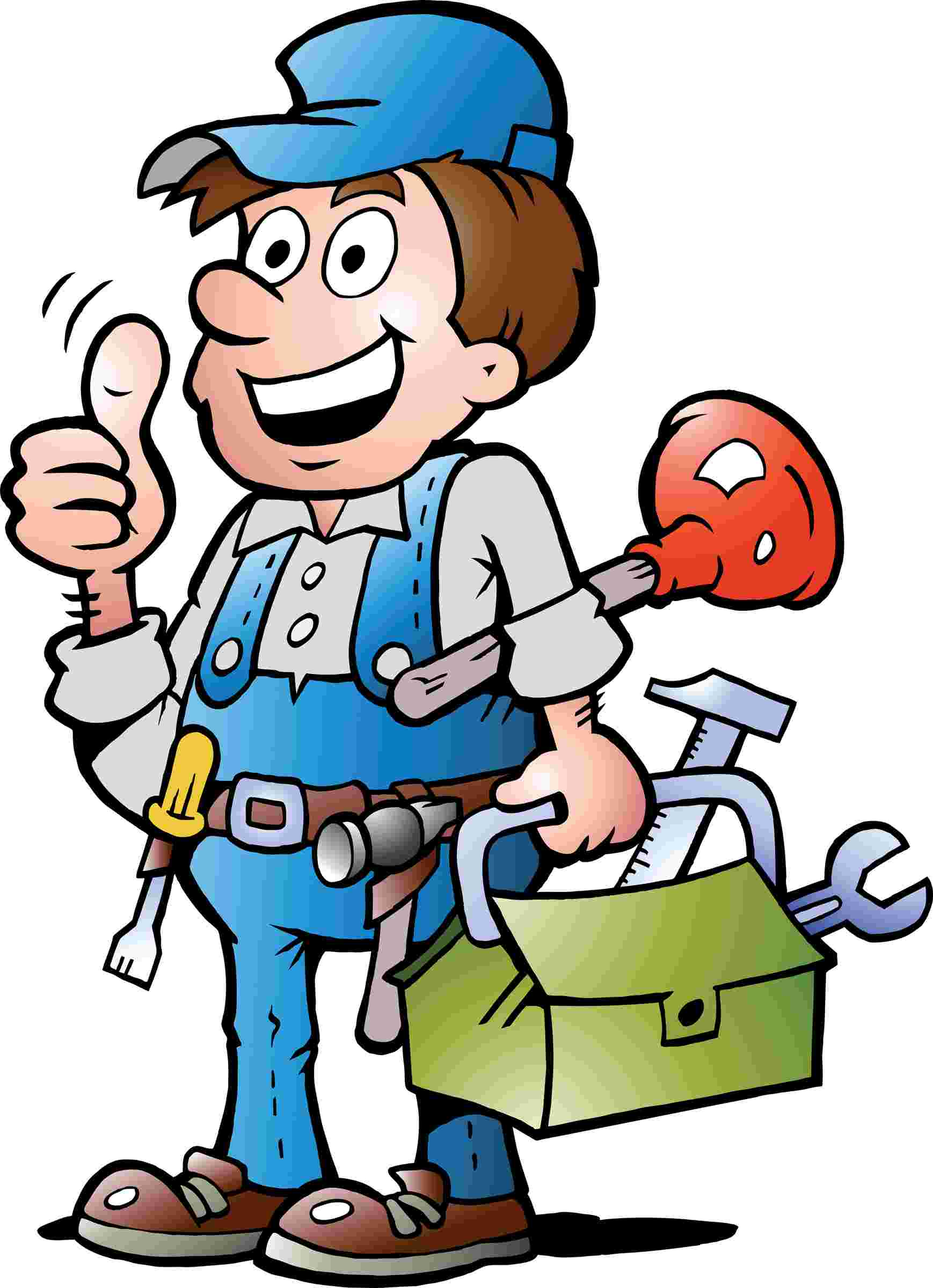 Best Cliparts: Clipart Free Picture Of Handyman Free.