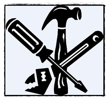 Handyman tools clipart 1 » Clipart Portal.