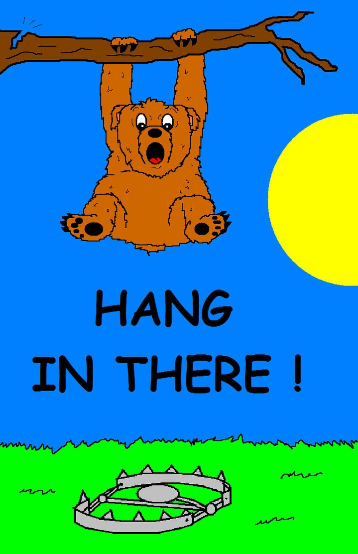 Hang In There By Mothlette Dcppryx 15 Clipart Of Cat Hanging.