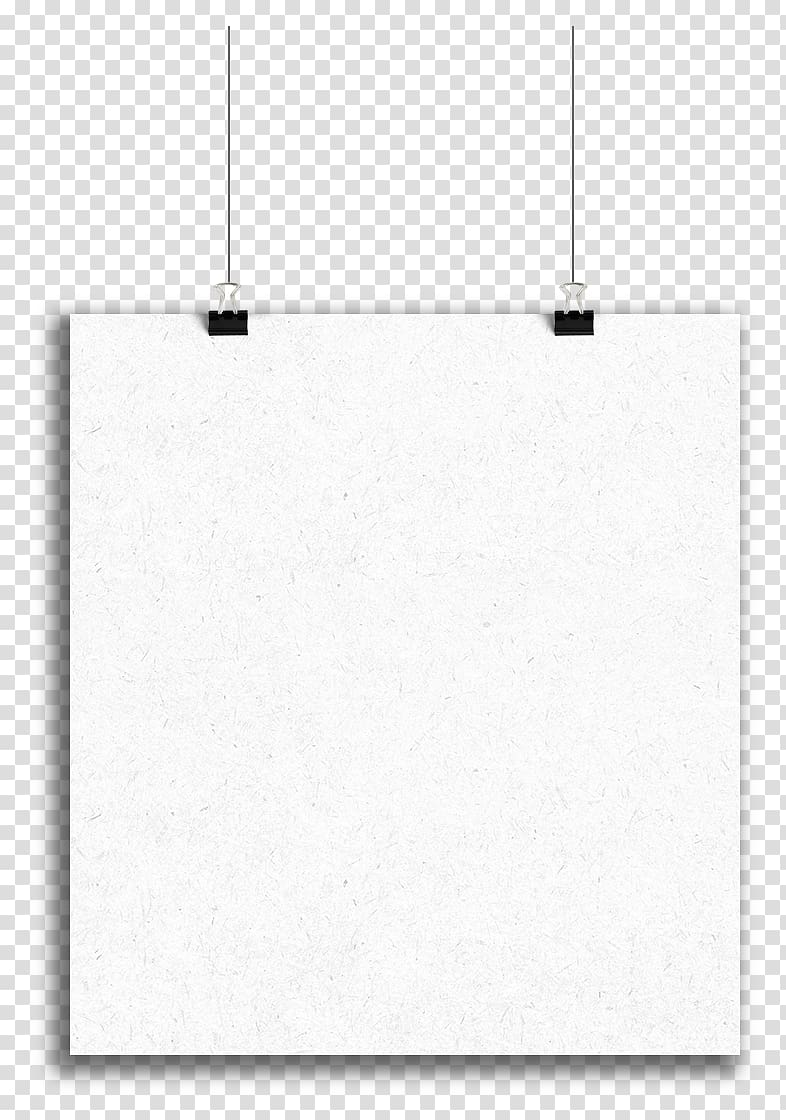 Rectangular white printer paper, Paper White Black Pattern.