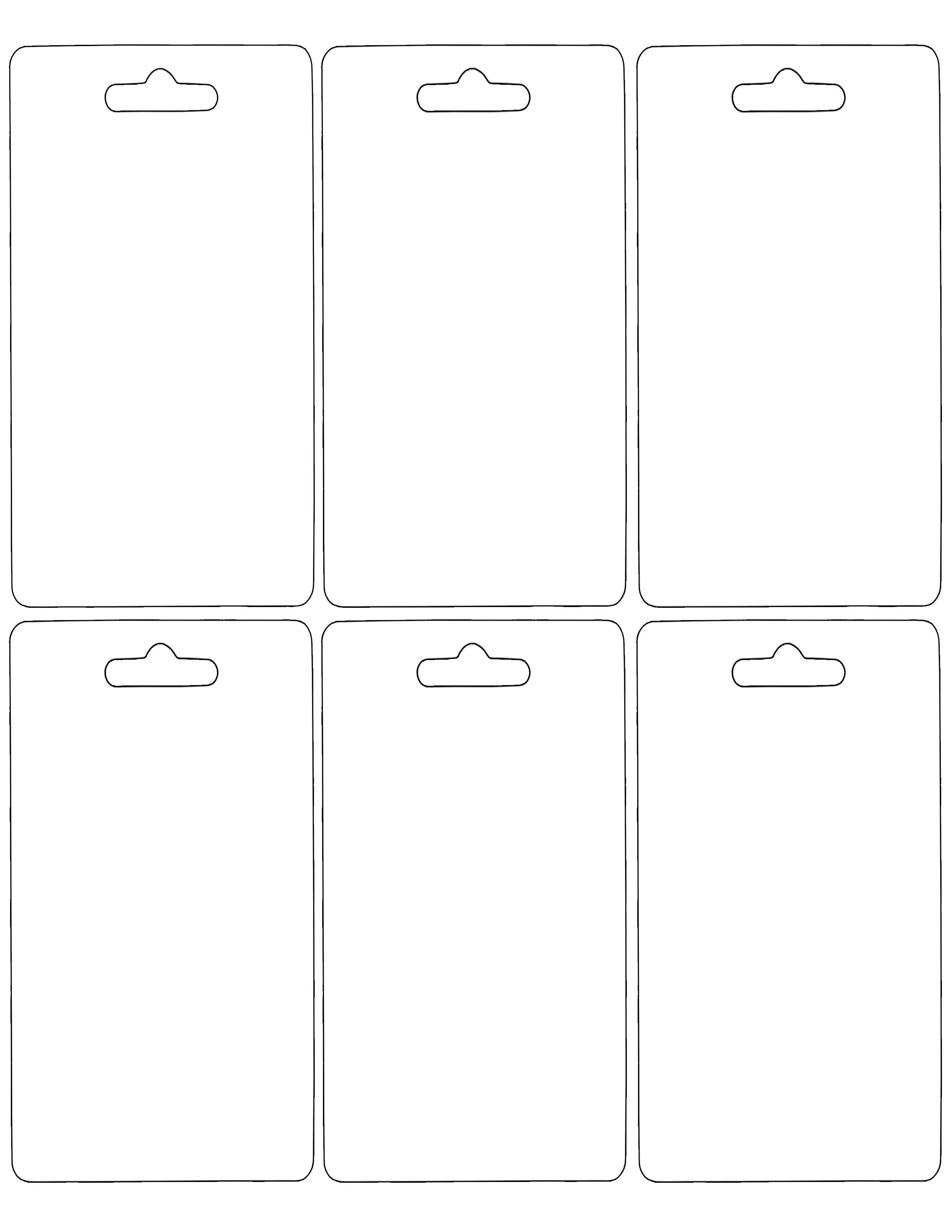 template for price tags - hang tags clipart clipground