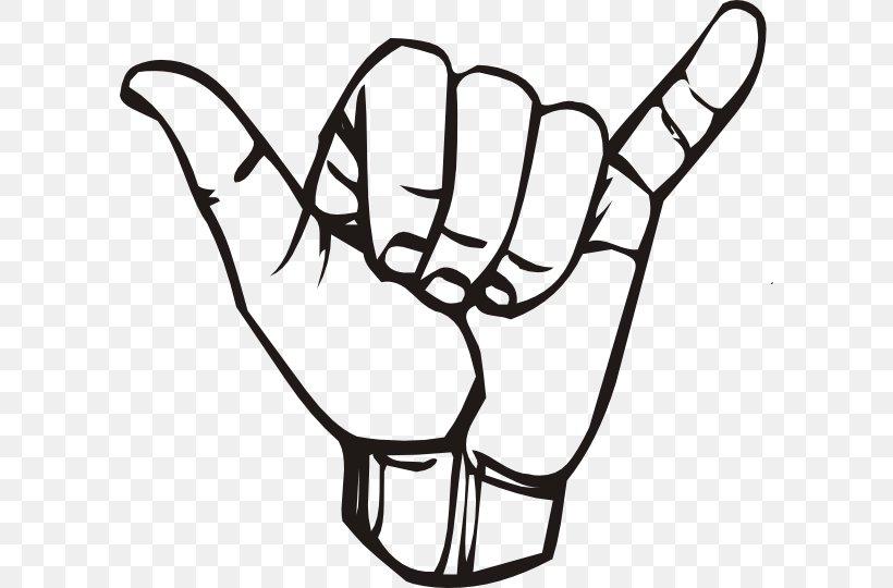 Shaka Sign Sign Language Hawaiian Language Hang Ten, PNG.