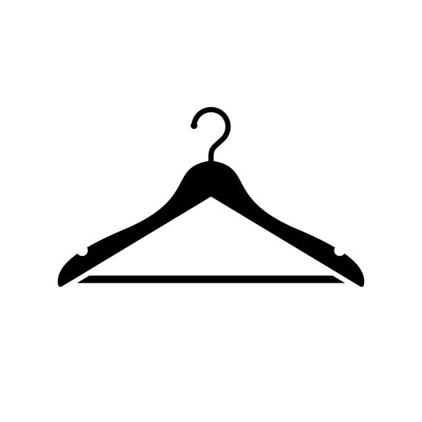 Best Hanger Illustrations, Royalty.
