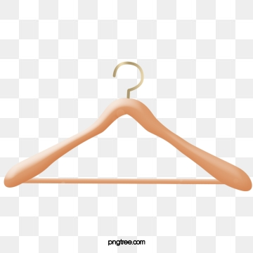 Clothes Hanger PNG Images.