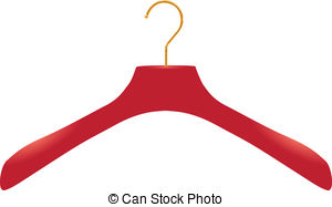 Clothes hangers Vector Clipart Royalty Free. 6,666 Clothes hangers.