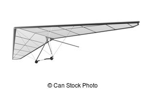 Hang glider Stock Illustrations. 675 Hang glider clip art images.