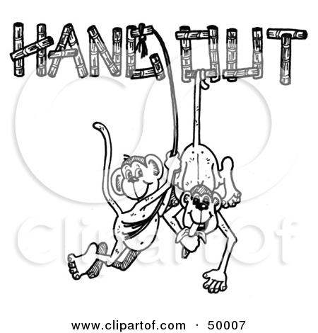 2 friends hanging out clipart.