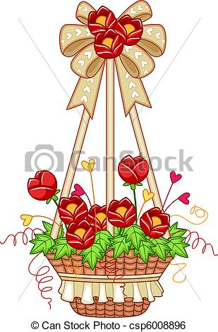 Hanging baskets Stock Illustrations. 461 Hanging baskets clip art.
