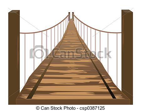 Hanging bridge Stock Illustrations. 138 Hanging bridge clip art.