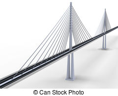 Bridge Illustrations and Clip Art. 14,605 Bridge royalty free.