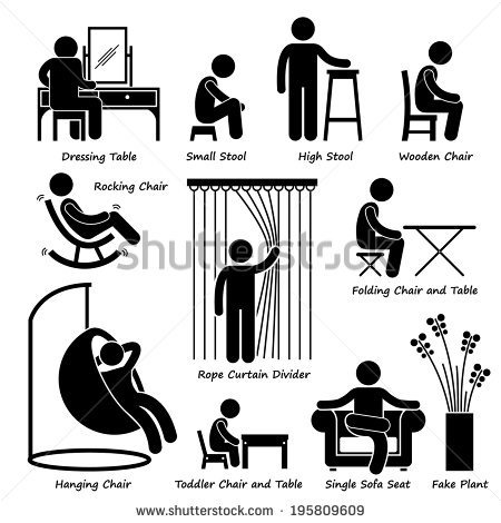 Hanging Chair Stock Images, Royalty.