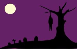 Macabre Hanging Clip Art at Clker.com.