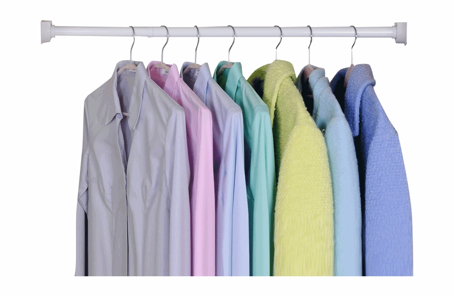 Hanging Clothes Png.